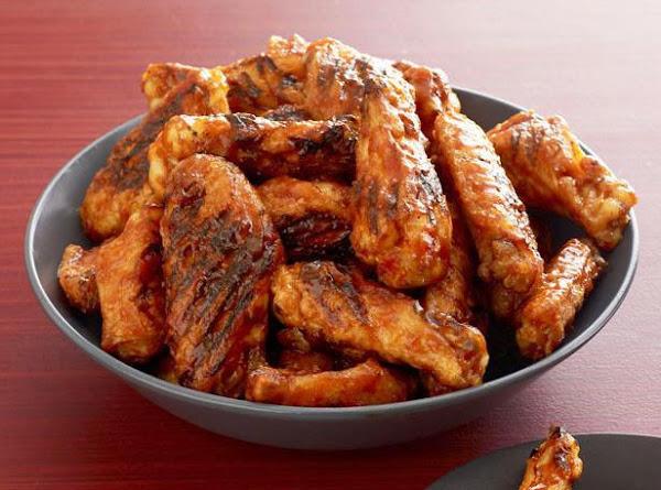 Roasted Chicken Drummettes Recipe