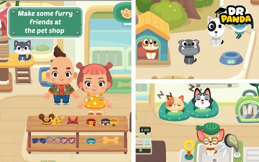 Dr. Panda Town: Mall 1.3 screenshots 9