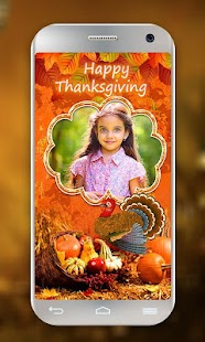 Happy Thanksgiving Photo Frames - náhled