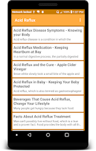 Acid Reflux screenshot thumbnail