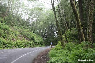 Photo: (Year 2) Day 349 - The Tough Climb Out of Cape Lookout