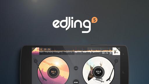 edjing 5:DJ音乐混音器控制台