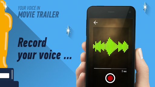 Movie Trailer Voice Editor