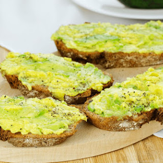 Avocado Spread For Bread Recipes.