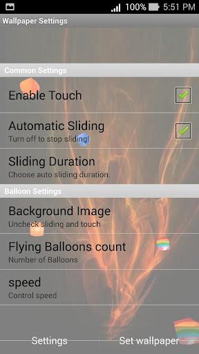 玩免費個人化APP|下載Colorful Flying Balloons app不用錢|硬是要APP