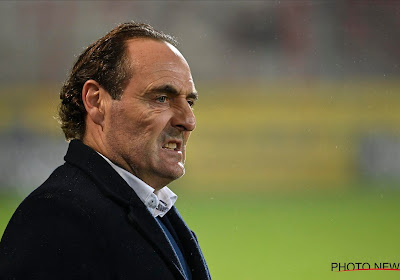 """Yves Vanderhaeghe slaagt er niet in om KVK op rechte spoor te houden: """"Dit komt heel hard aan"""""""
