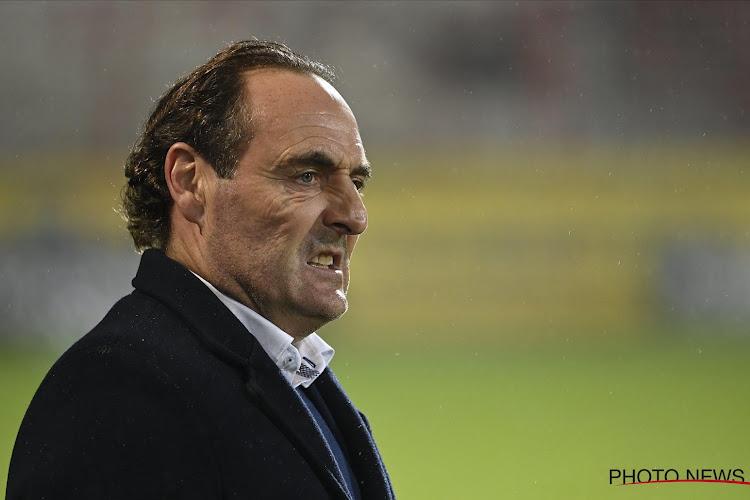 Update: KV Kortrijk weerlegt berichtgeving omtrent vertrek Vanderhaeghe