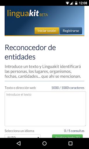 Name Entitiy Recognizer LK