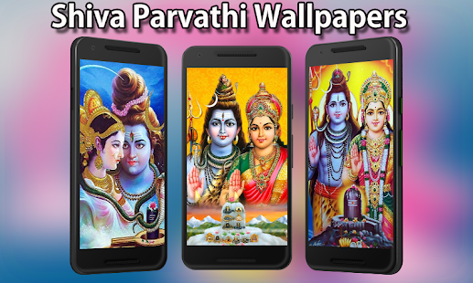 Shiv Parvati Wallpapers Hd Apps On Google Play