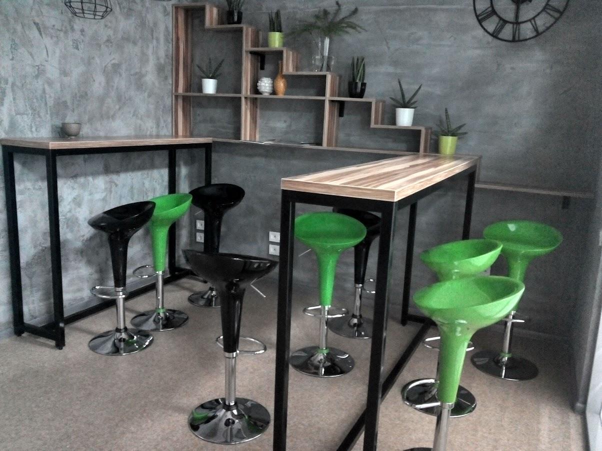 Мебель для бара, стол барный купить, LOFT мебель под заказ