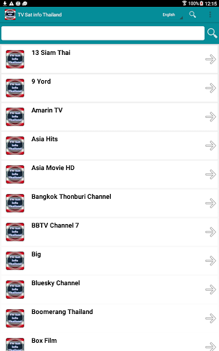 Download TV Sat Info Thailand Google Play softwares - aqwh133kwOU6