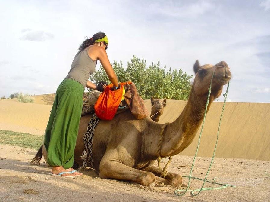 Visitar JAISALMER - O que ver e fazer num roteiro de exploração do deserto de Thar (Rajastão) | Índia