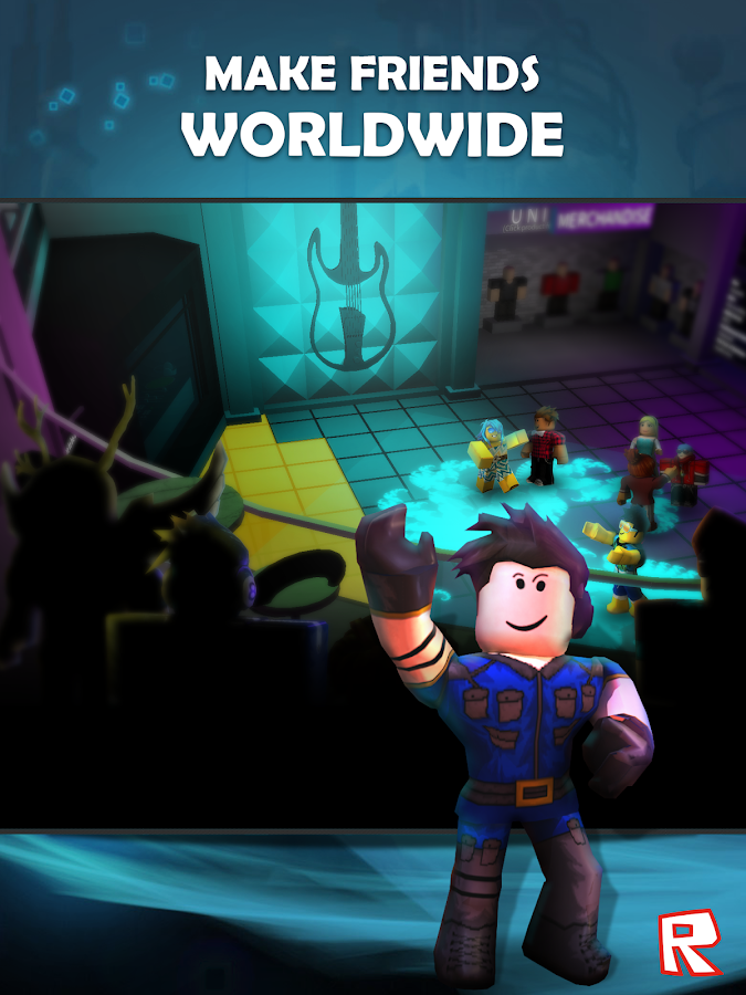 Screenshots of ROBLOX for iPhone