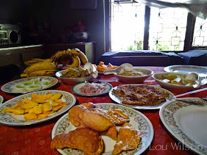 Photo: Lunch Bawa's Place Matale Sri Lanka Flowers Spices & Fruits At Bawa's Place Matale Sri Lanka by Lou Wilson http://www.youtube.com/watch?v=nvgc_SYJgeY&list=UUOWXy3pH6EQJsCMU4_wseBA&index=4&feature=plcp