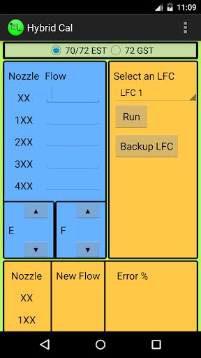 Hybrid Calibration Calculator