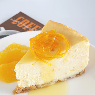 Orange Grand Marnier Cheesecake Recipes