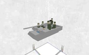 対戦車自走砲(全塔乗員つき)