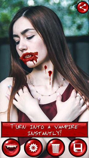 吸血鬼 照片编辑器