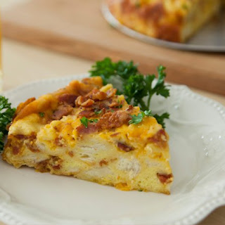 Bacon Egg & Cheese Breakfast Strata