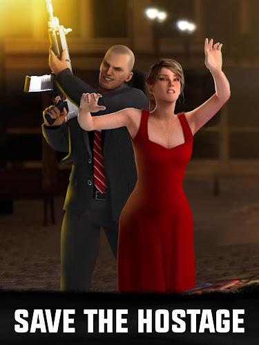 Sniper 3D Gun Shooter: Free Shooting Games - FPS Android App Screenshot