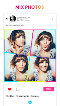 PicsArt Fotostuudio Ja Collage APK screenshot thumbnail 4