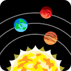 Solar Walk Lite - Planetarium 3D: Explore Space icon