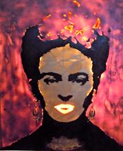 Foto: Frida - Torn Mind (ora a Beirut, Libano) - illuminata -  NON DISPONIBILE
