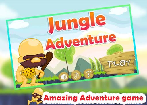 jungle adventures games : free