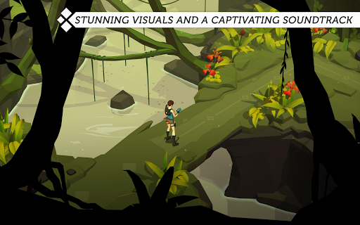 Lara Croft GO - screenshot
