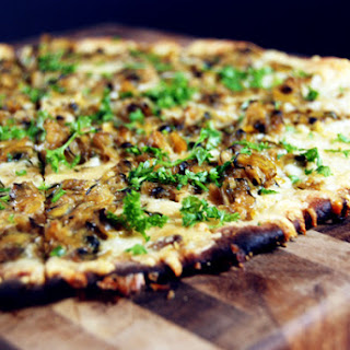 Clam And Garlic Pizza Recipes.