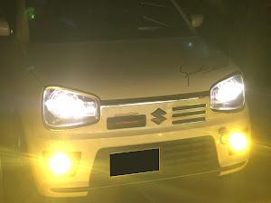 アルトワークス HA36S H30年 4WD MTのカスタム事例画像 リボーンさんの2020年11月27日18:04の投稿