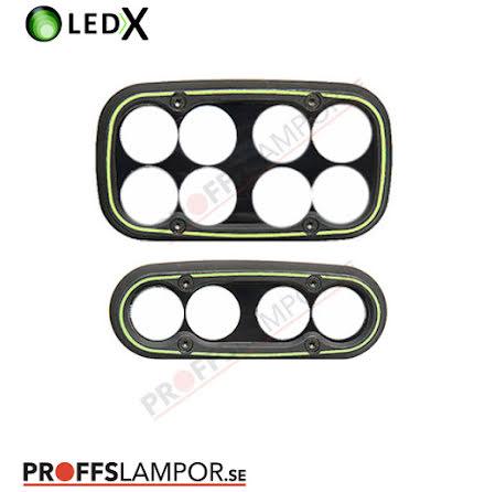 Tillbehör extraglas LEDX