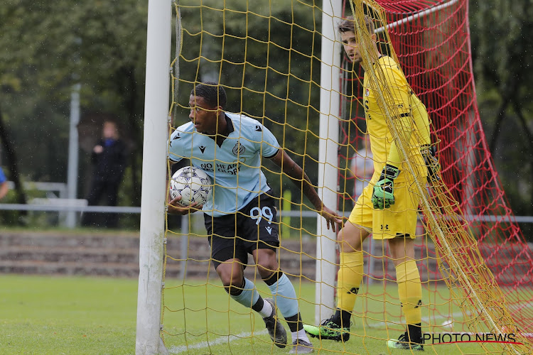 Nu is de transfer helemaal rond: Noah Fadiga verlaat Club Brugge voor de Eredivisie