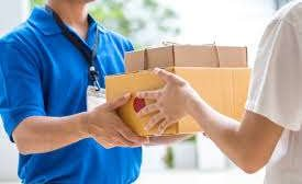 hand deliver of parcels in liverpool