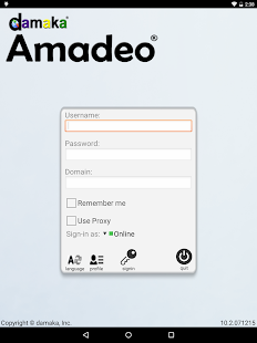Amadeo-UCC- screenshot thumbnail