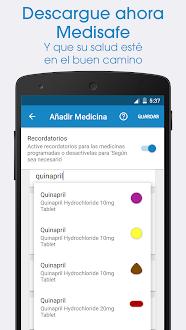 Medisafe medicina Recordatorio Gratis