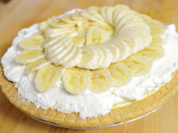 Easy Banana Cream Pie Recipe