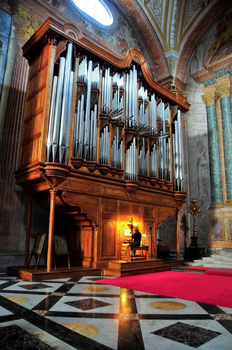 L'organista di Charles Baudelaire