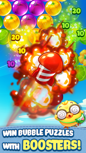 Bubble CoCo: Color Match Bubble Shooter  mod screenshots 3
