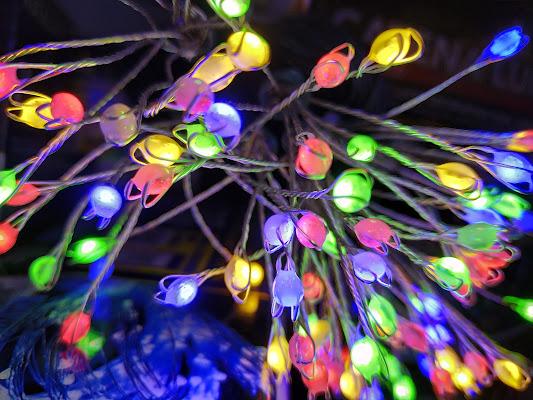 Natale multicolor. di claudio_sposetti