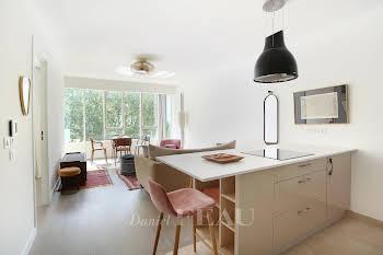 Appartement meublé 2 pièces 49,48 m2