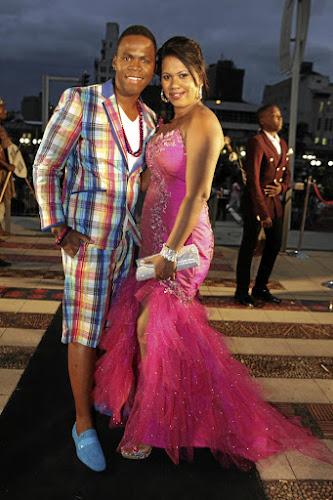 Rhythm City actress Petronella Tshuma is pregnant