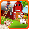 Build a Cattle House & Fix it icon