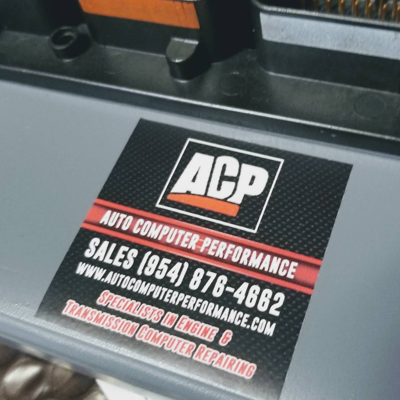 Auto Computer Performance - Engine computer remanufacture
