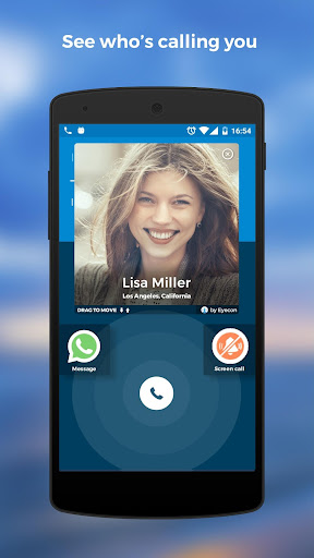 Caller ID, Contacts Phone Book & Calls: Eyecon for PC