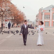 Wedding photographer Olesya Gulyaeva (Fotobelk). Photo of 02.03.2018
