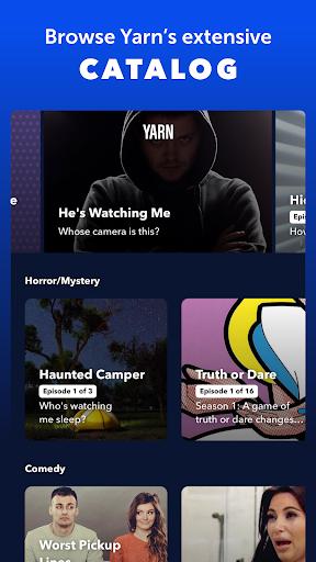 Yarn - Chat Fiction screenshot 3