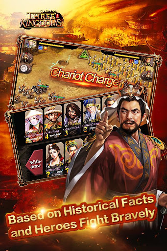 Clash of Three Kingdoms 9.8.2 screenshots 1