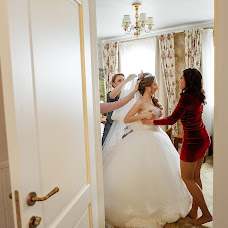 Wedding photographer Irina Ustinova (IRIN62). Photo of 08.02.2018