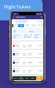 Indian Railway IRCTC Ticket Booking Live TrainApp Latest Version Download For Android 6